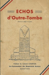 Echos d'Outre-tombe